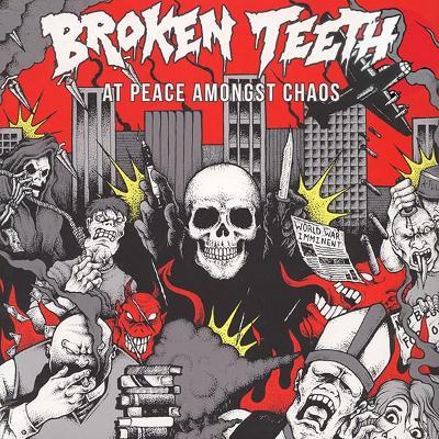 BROHEN TEETH - AT PEACE AMONGST CHAOS / příloha