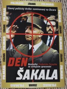 DVD-Den šakala
