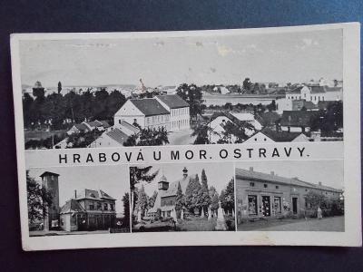 Moravská Ostrava  Hrabová
