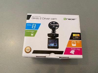 Kamera do auta Tracer Girdo 2 Driver cam