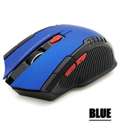 !!!AKCE!!!  Nová optická herní bezdrátová myš 2.4GHz + drobný dárek