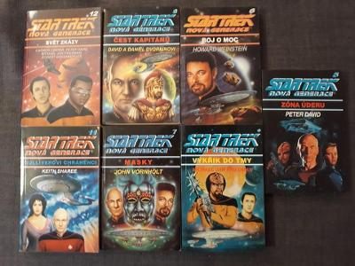 Star Trek Nova generace - Svet zkazy