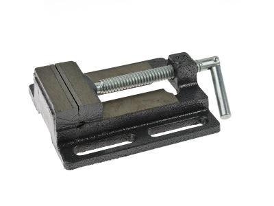 Modelářský svěrák 75mm dílenský strojní G01041