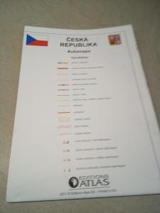 Mapa Česká republika AUTOMAPA od Edition Atlas, rok 2011