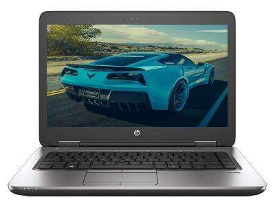 HP ProBook 650 G1, i3 2,40GHz,8GB,500GB,1366x768, Win 10, Rok záruka