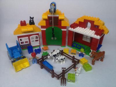 LEGO Duplo 10525 Velká farma - 121 ks