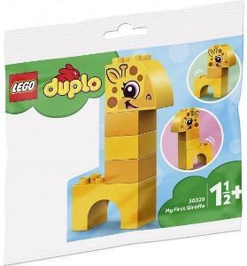 LEGO DUPLO 30329 MOJE PRVNÍ ŽIRAFA