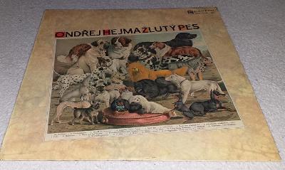 LP Ondřej Hejma, Žlutý Pes - Ondřej Hejma Žlutý Pes