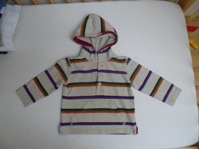 Trička s dlouhým rukávem - set 2 ks, vel 12-18 měsíců, zn. baby Gap