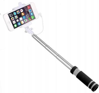 Monopod selfie držák tyč pro mobil galaxy / iphone 0343