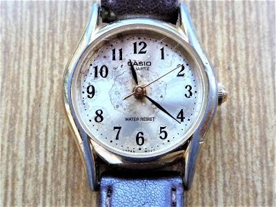 Náramkové hodinky CASIO quartz #339-45