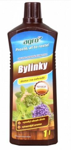 Hnojivo na bylinky 1L