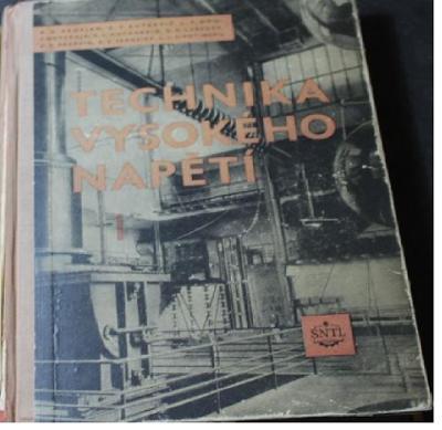 koupím kniuhu Technika vysokého napětí