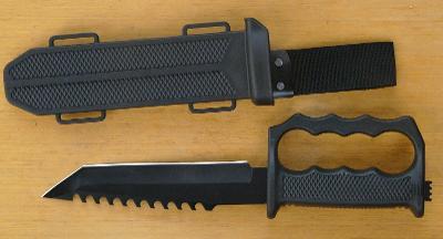 Lovecký nůž 31 cm