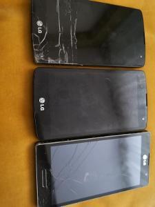 LG 3kusy Na nahradni díly