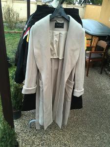 Kabát Lacoste- vel. 36 - Nový - šedý