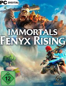 Immortals Fenyx Rising PC KEY Ubisoft Connect UplayEU(digitální klíč)