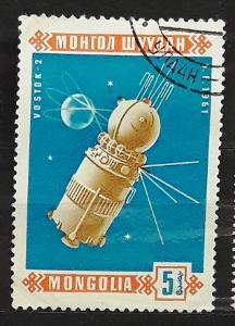MONGOLSKO kosmos