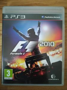 PS3 - F1 2010 == SONY Playstation 3  fomule 1