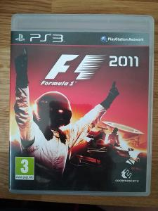 PS3 - F1 2011 == SONY Playstation 3  fomule 1