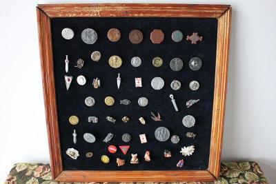 Konvolut odznaků ( 2 . Světová válka - Německo ) č.14xb