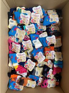 Dětské ponožky Bellinda, 92 párů k dalšímu prodeji