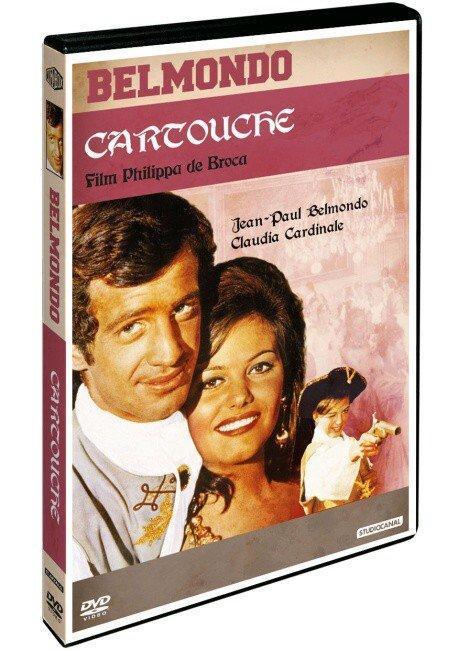 CARTOUCHE (DVD)  - Film