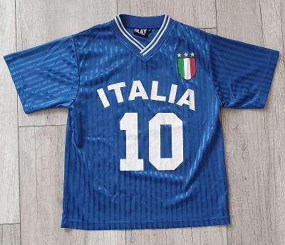 Fotbalový dres   vel  .12 let