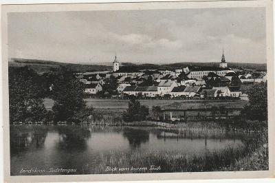 Česká Třebová Lanškroun - rybník