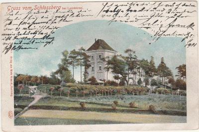 Česká Třebová Lanškroun - Schlossberg