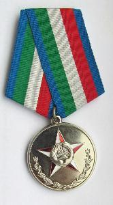 Tádžikistán Medaile za 20 let služby