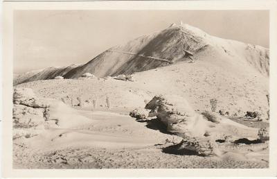Krkonoše Sněžka 222