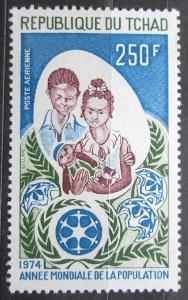 Čad 1974 Rodina Mi# 703 2322