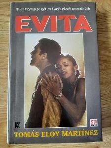 Tomás Eloy Martínez - Evita, 1997, výborný stav