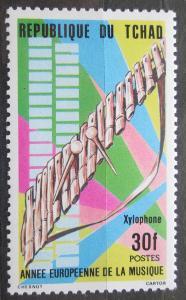 Čad 1985 Xylofon Mi# 1086 2326