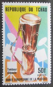 Čad 1985 Buben Mi# 1087 2326