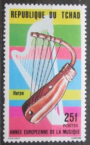 Čad 1985 Harfa Mi# 1085 2326