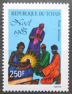 Čad 1985 Vánoce Mi# 1136 2326