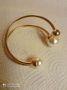 Luxusní Náramek s perlami