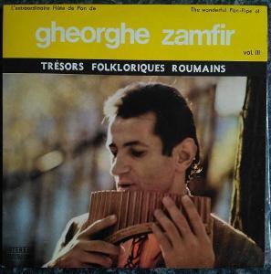 LP Gheorghe Zamfir - The Wonderful Pan-Pipe Of Gheorghe Zamfir Vol.III