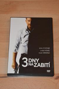 3 dny na zabití (DVD, originál)