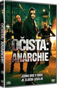 OČISTA 2: ANARCHIE (DVD)