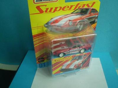 MATCHBOX - 01 ´82 DATSUN 280ZX -  - SUPERFAST