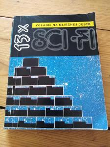 Kniha 13x Sci-fi