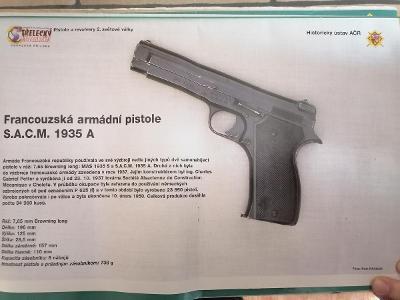 Obrázky zbraní- pistole
