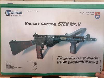 Obrázky zbraní- samopaly