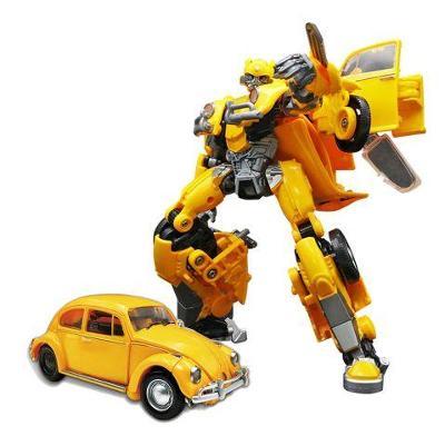 Transformers / Bumblebee - robot / auto Volkswagen Brouk 21 cm