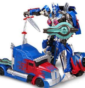 Transformers / Bumblebee - robot / kamion 21 cm