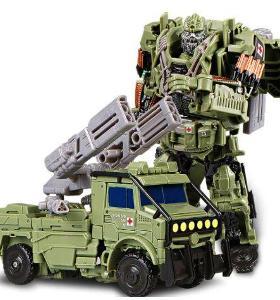Transformers / Bumblebee - robot / vojenské bojové vozidlo 21 cm