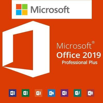 Office 2019 Professional Plus CZ Licence - Rychlé Dodání + Faktura